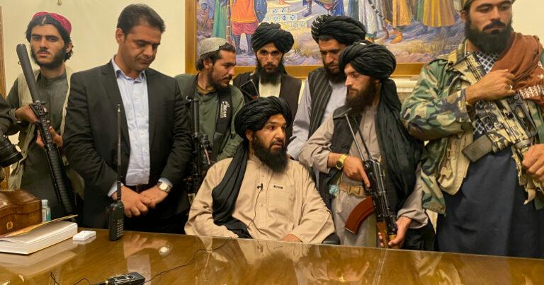 """""""Taliban"""" dünya birliyini Əfqanıstan xalqına kömək etməyə çağırdı"""